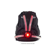 Harnais led COMMUTER X4 VEGLO